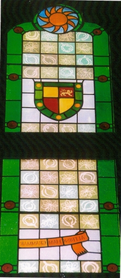 Altrincham Grammar school Window