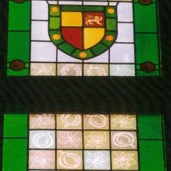 Altrincham Grammar school Window