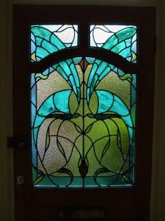 Dragon fly window