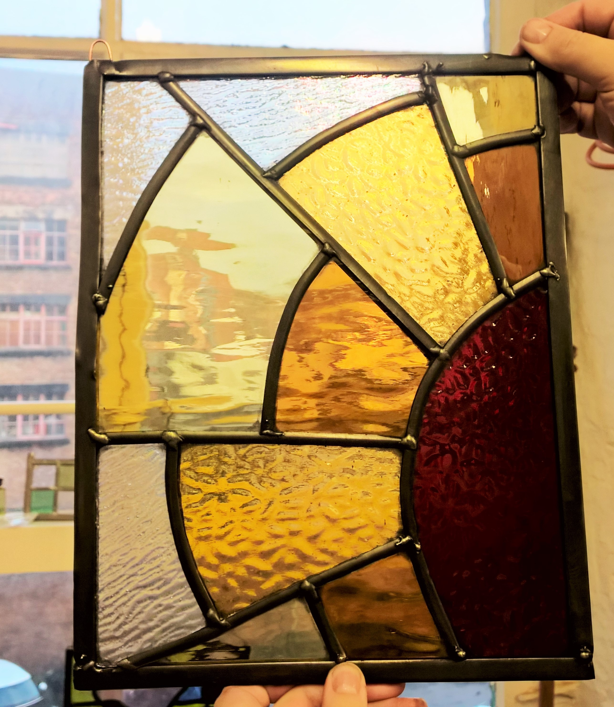 NEW YEAR 2018 Stained Glass Courses