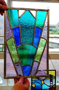 wkend panel art deco