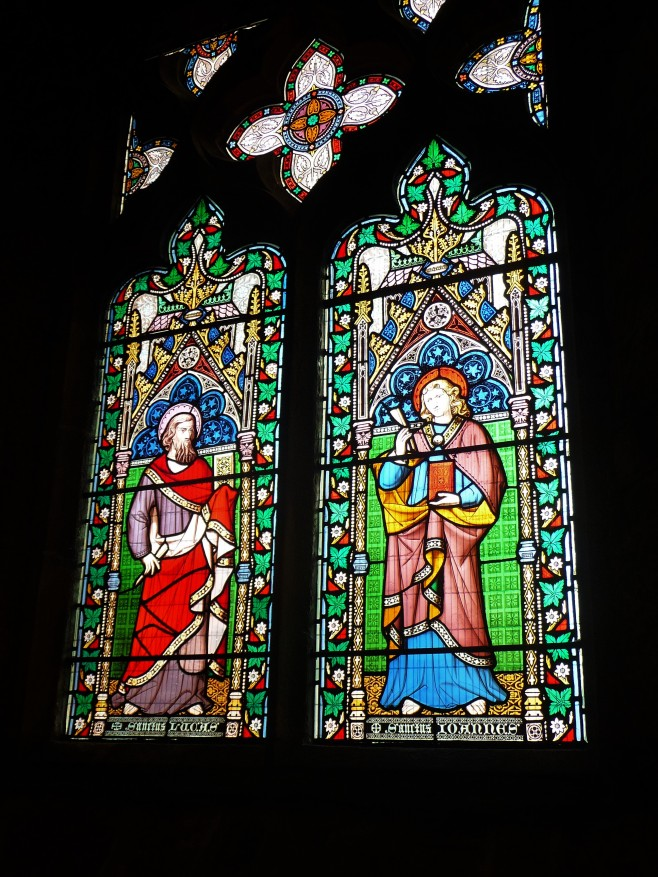 copy Hathersage Church stained glass 2